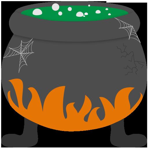 bubbling cauldron chaudron
