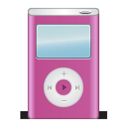 ipod pink ipod