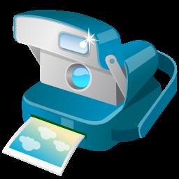 polaroid camera appareil photo