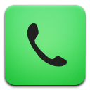 phone green telephone