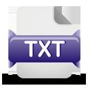 texte file