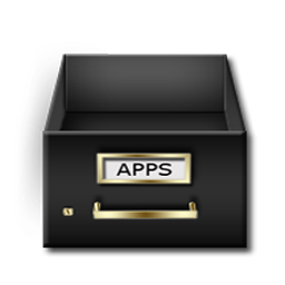 applications drawer