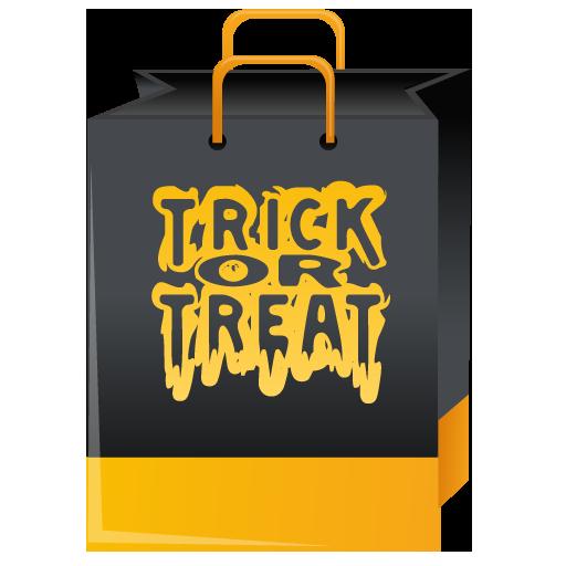 trick treat bag