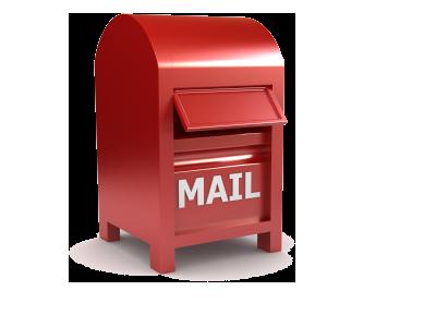 mail boite box 10