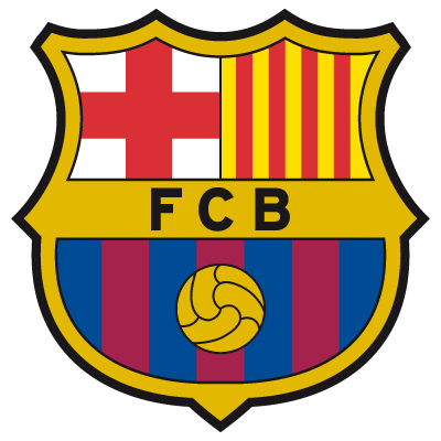 fc barcelon football logo 07