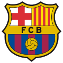 fc barcelon football logo 03