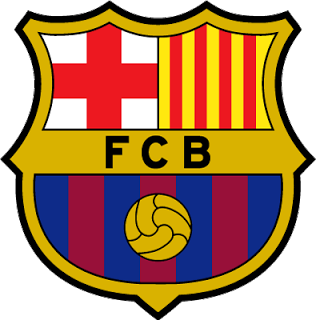 fc barcelon football logo 09