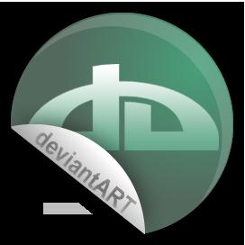deviantart logo 11