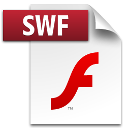 extension flash swf fla 12