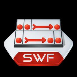 extension flash swf fla 7