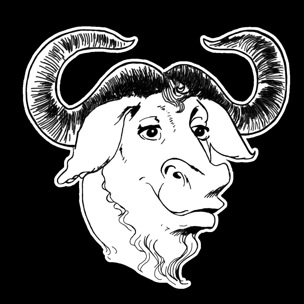 gnu logo 04