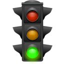 feu tricolore signalisation 09