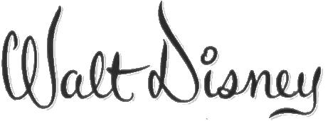signature walt disney 1