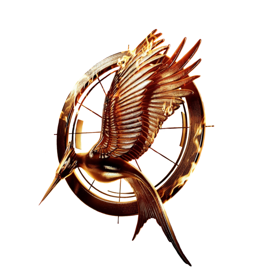hunger games logo 00