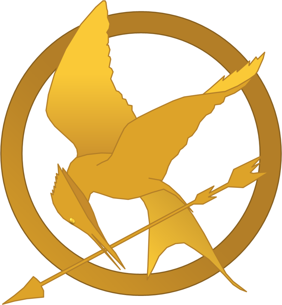 hunger games logo 02