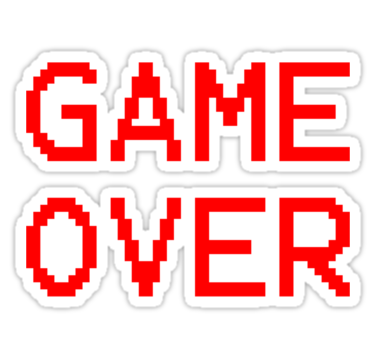 game over 32