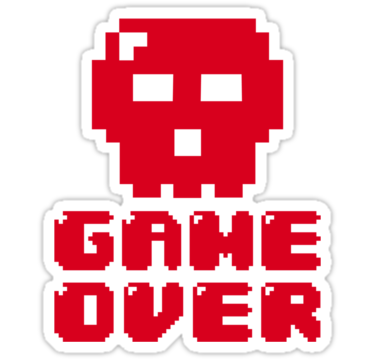 game over 33