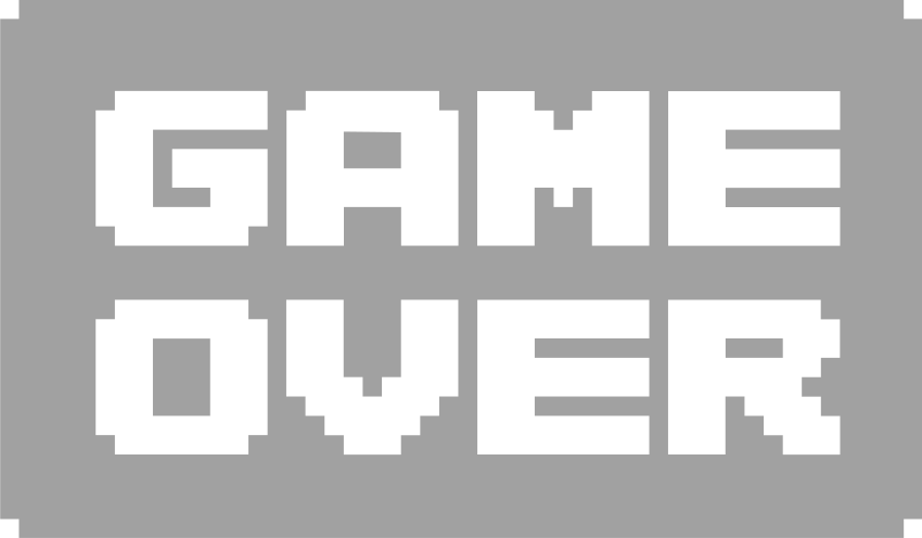 game over 00