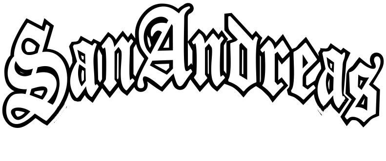 gta san andres logo 07