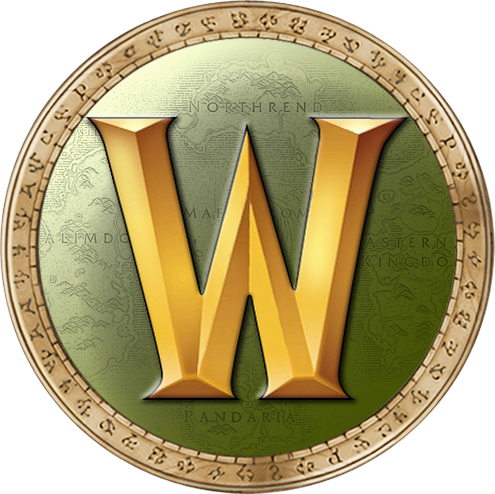 logo world of warcraft wow logo 02