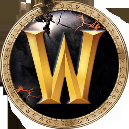 logo world of warcraft wow logo 03