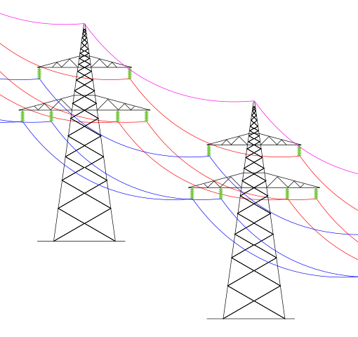 pylone electrique 1