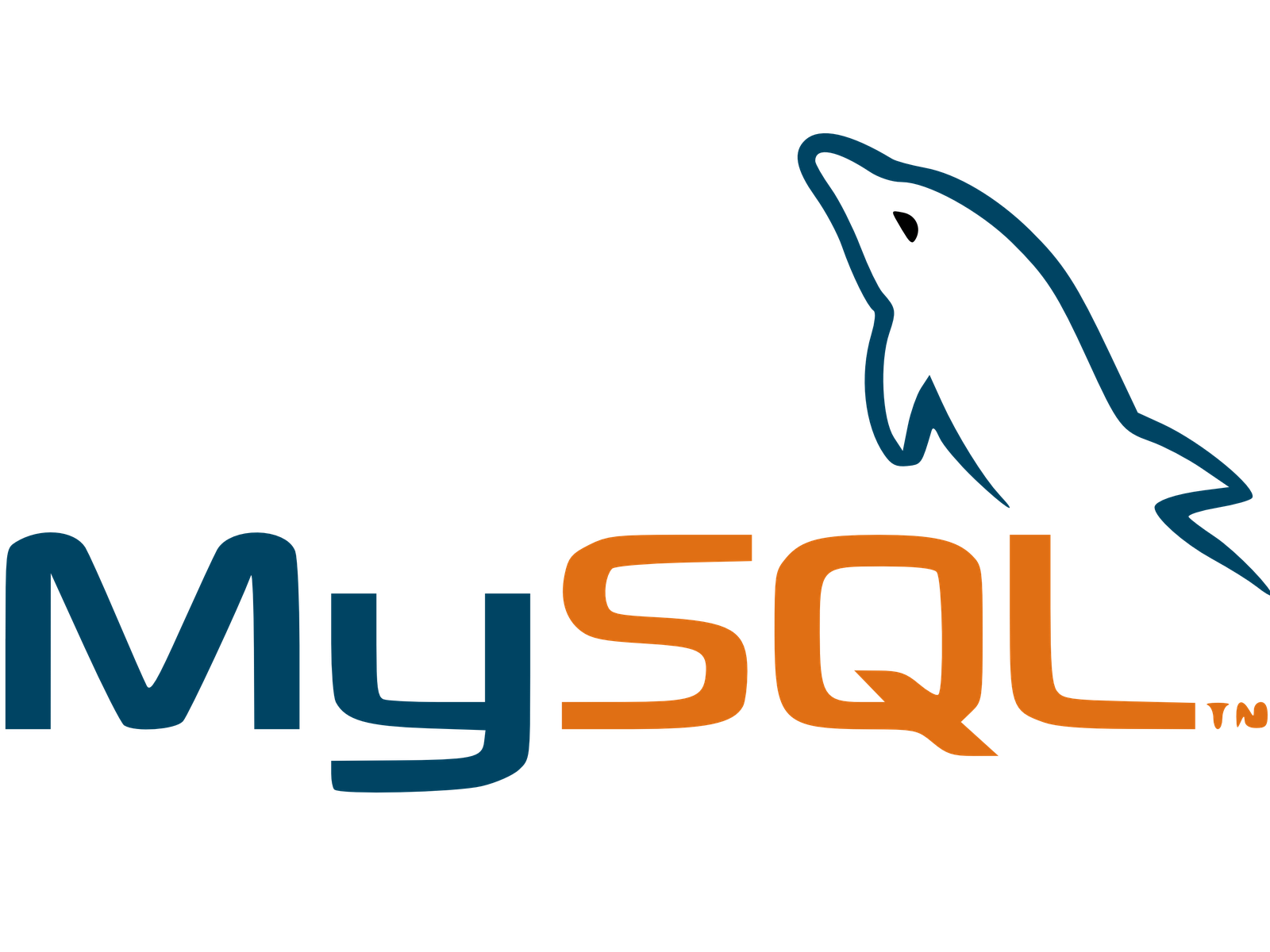 mysql dauphin langage 7