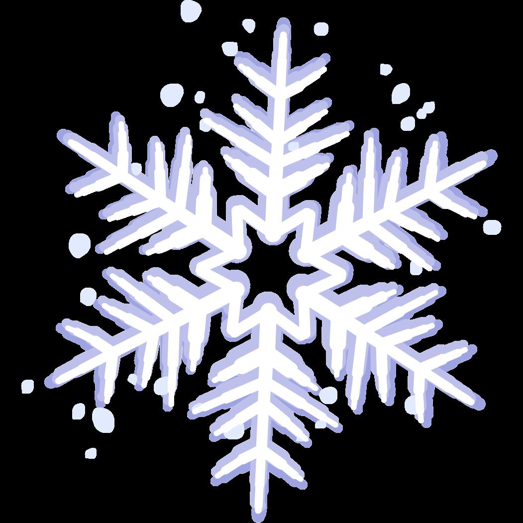 snowfakes flocon neige 10