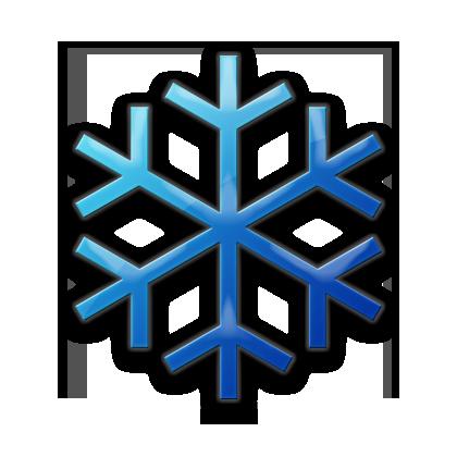 snowfakes flocon neige 1