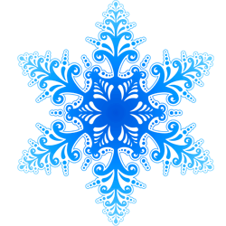 snowfakes flocon neige 9