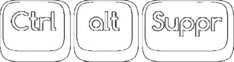 touche ctrl clavier azerty 12