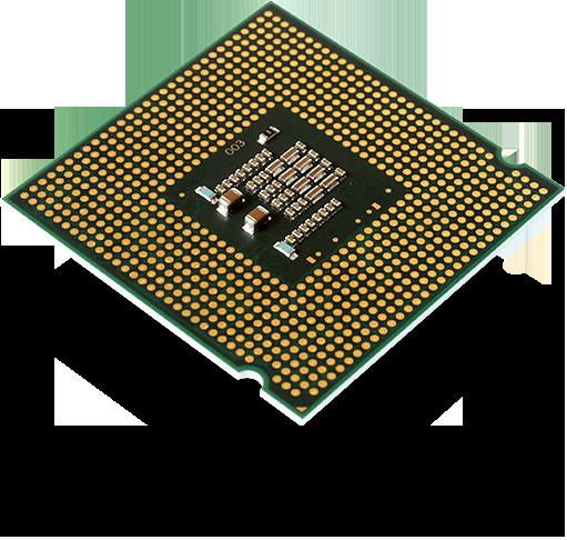cpu processeur 18