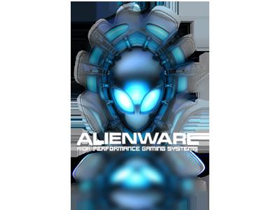 alienware logo 30