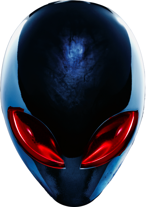 extraterrestre alienware logo 34