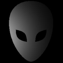 extraterrestre alienware logo 24