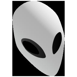 extraterrestre alienware logo 33