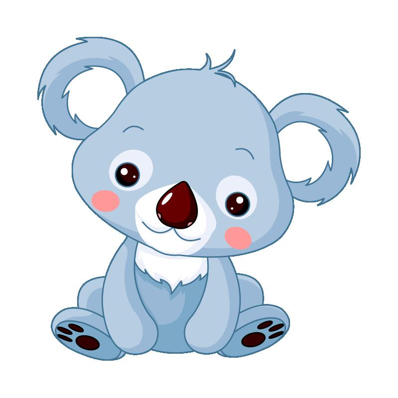Koala Drawing Cute Bear