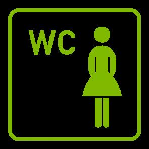 wc toillettes dame femme 6