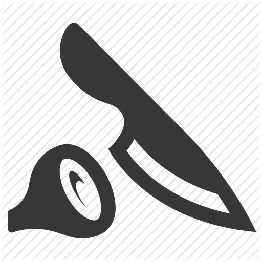 couteau tranchant knife 10