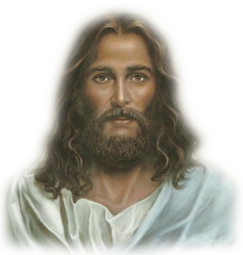 Facial picture of jesus