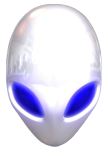 windows 7 alienware logo 25