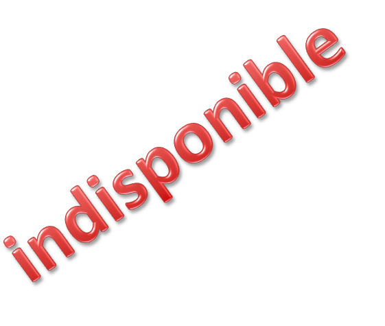 indisponible absence 2