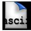 code ascii 9