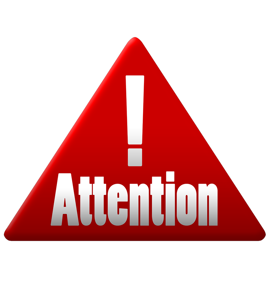 attention 8