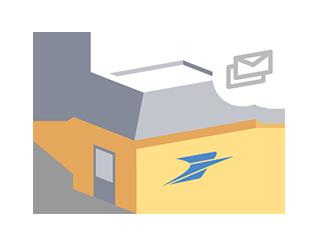 icones png theme courrier. Black Bedroom Furniture Sets. Home Design Ideas
