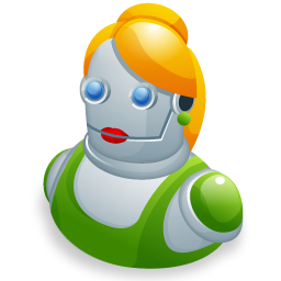 robot femme user utilisateur 9