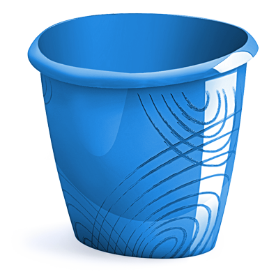 poubelle corbeille 2