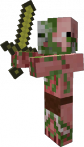 minecraft outil arme construction personnage 14
