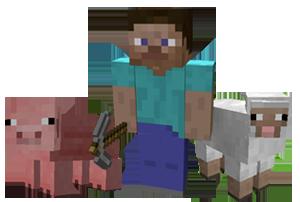 minecraft personnage 35