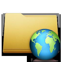 classic folder web